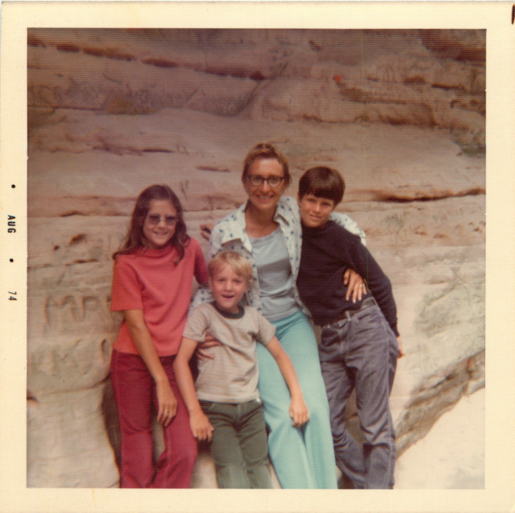 Wisconsin Dells, July 1974