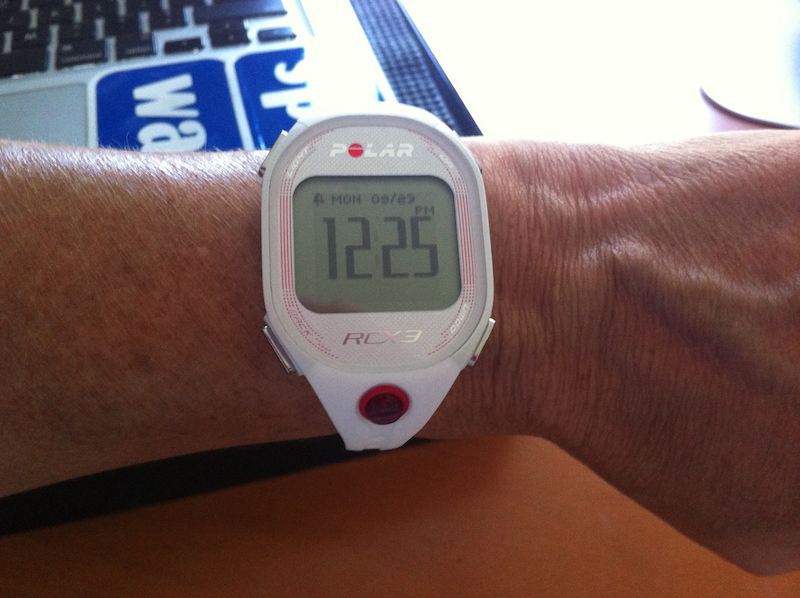 new heart rate monitor